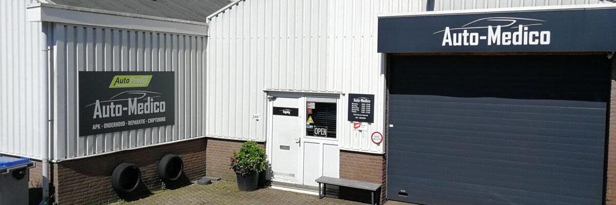 Auto Medico in Voorschotenis een universeel en ongebonden garagebedrijf